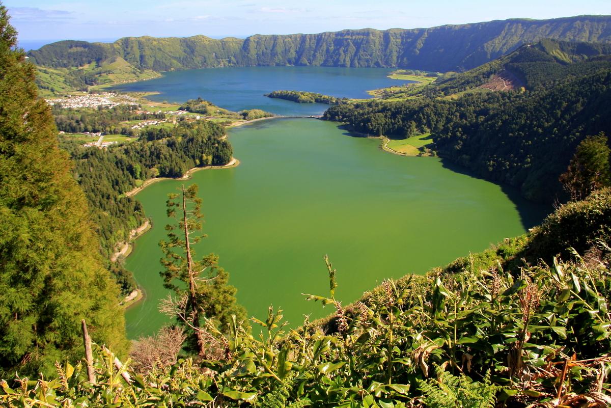 Intro / Azorské ostrovy