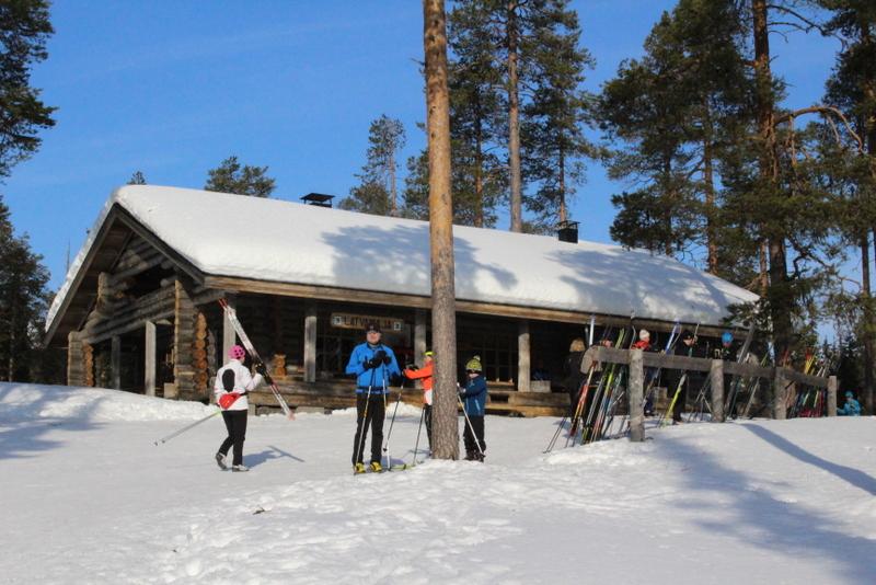 Běžky Finsko - ráj pro běžkaře