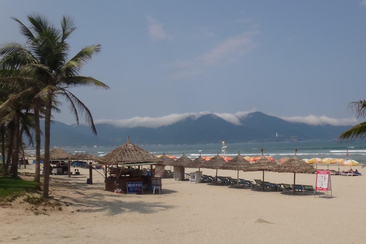 Čínská pláž