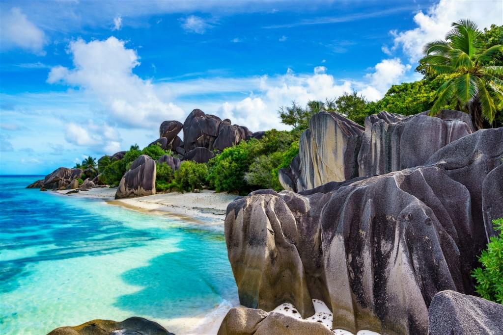 SEYCHELY - skutečný ráj, pobyt s výlety   (293759)
