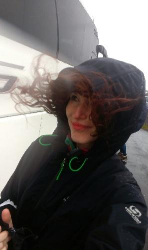 Cestovali snámi / Dovolená na Islandu - Sára Saudková