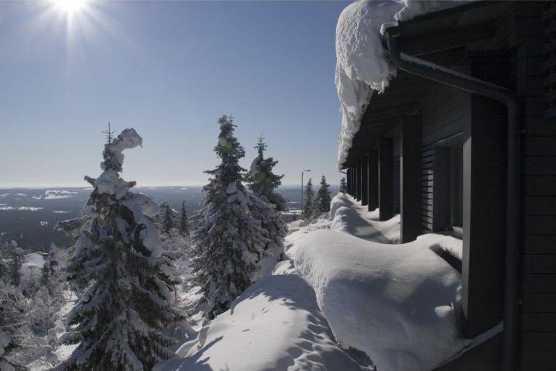Dovolen� ve Finsku hotel Iso Syote