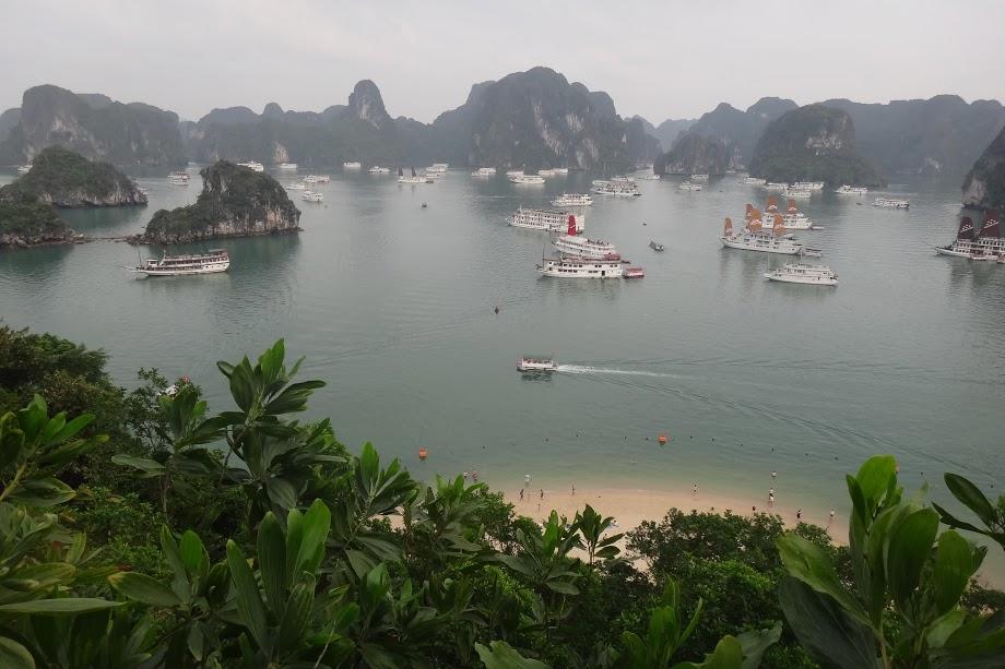 Dračí zátoka Ha Long Bay