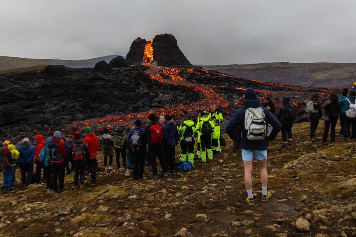 Redakce - Infoscope - zkatalogu / Erupce Island 2021