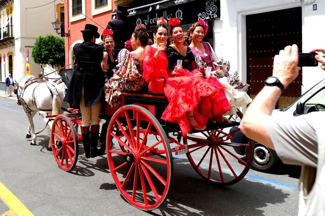 Festival v Seville