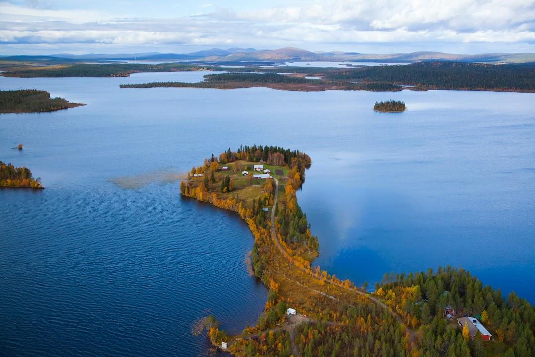 Finská jezerní plošina
