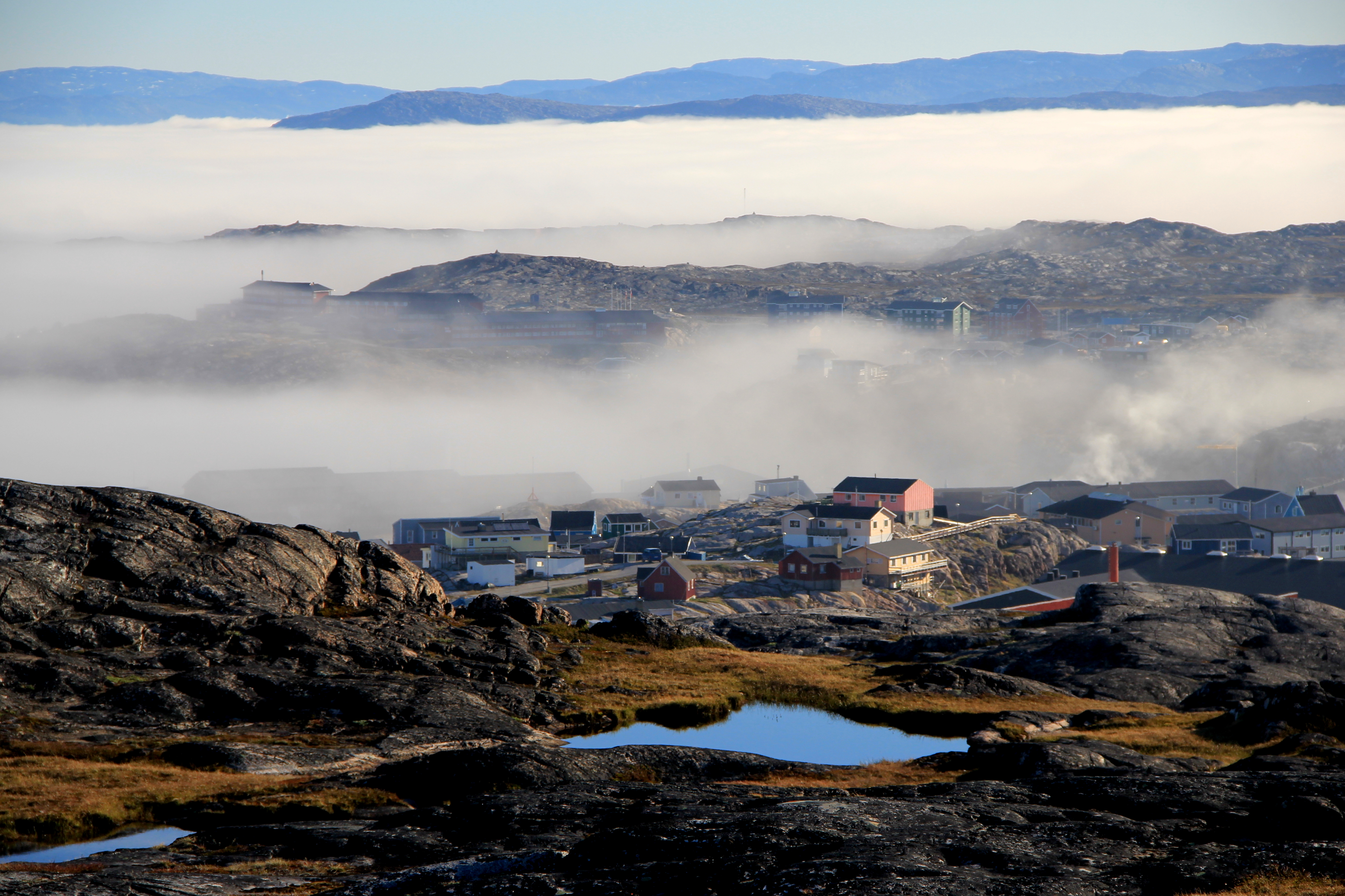 Intro / Grónsko 1