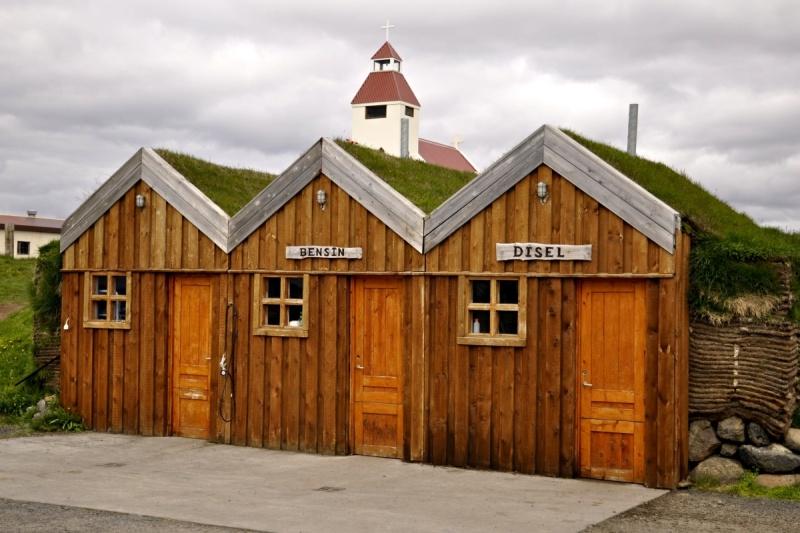 Ubytování Island - farma