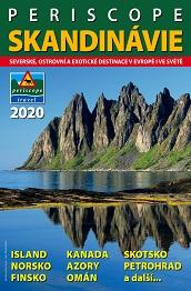 Nabídkové panely / Katalog Periscope Travel 2020