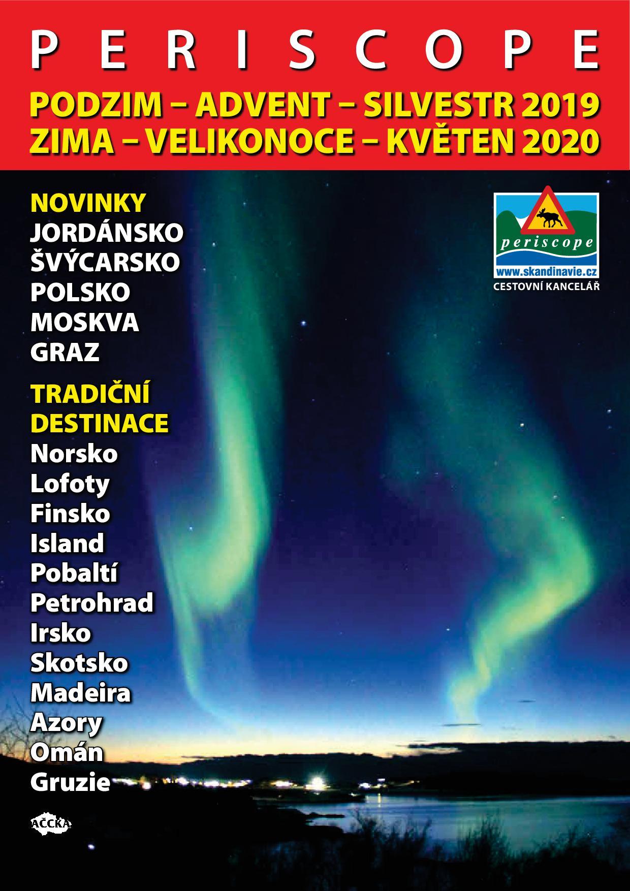 Katalog Podzim Zima Jaro 2019 2020