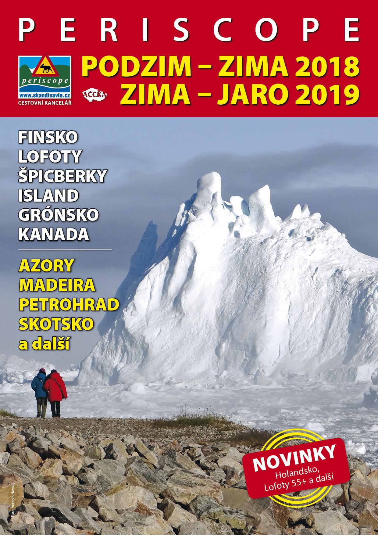 Redakce - Infoscope - zkatalogu / katalog podzim zima jaro 2018 2019