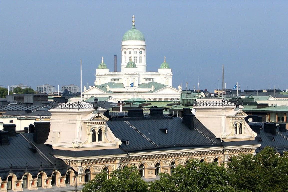 Katedrála Tuomiokirkko