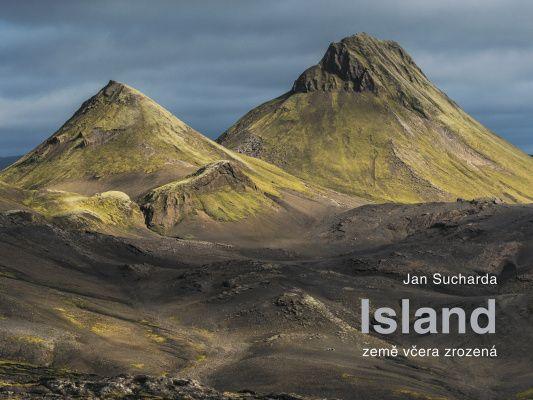 Kniha Island, země včera zrozená