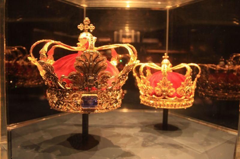 Korunovační klenoty v Rosenborgu