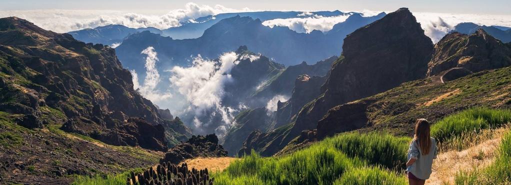 Intro / Madeira - Pico Ruivo