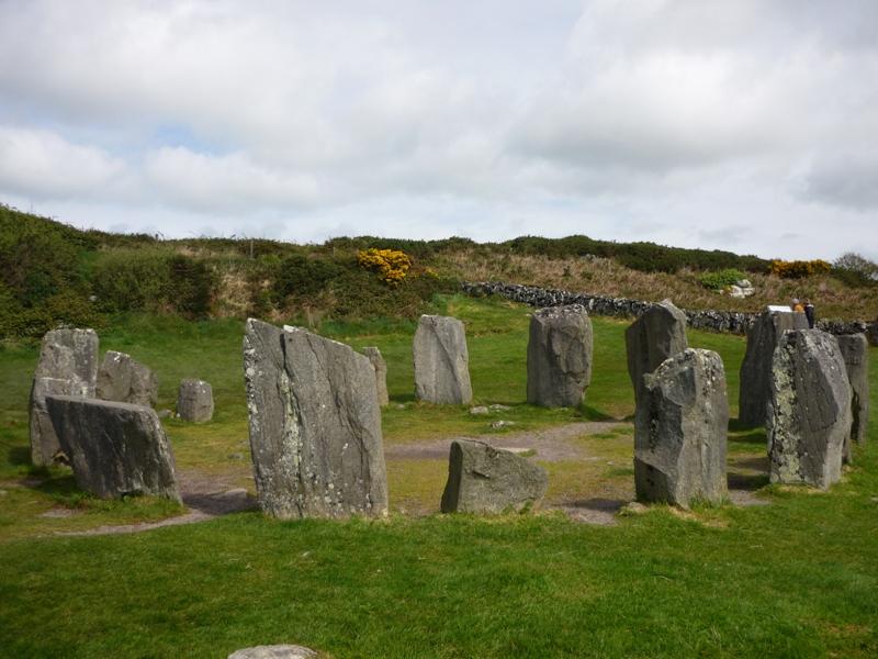 Irsko.cz / Megalitický kruh