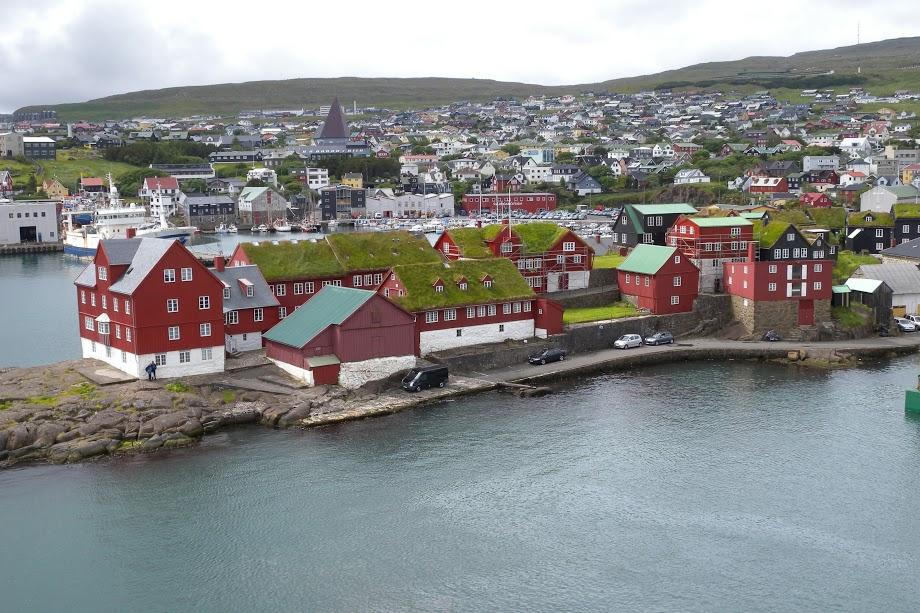 Místní trajekty na Islandu