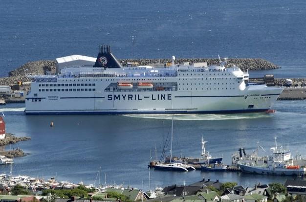 Norrona - trajekt na Island