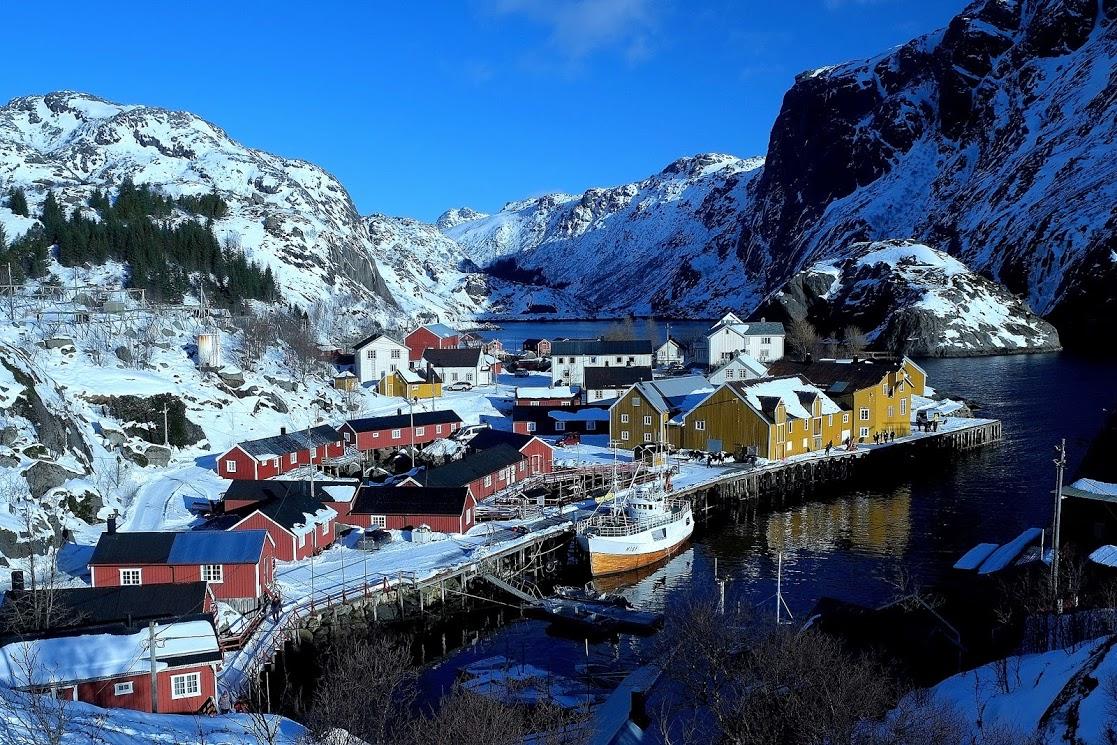 Nusfjord UNESCO