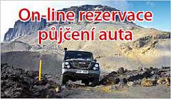 Miniweby / On-line rezervace aut