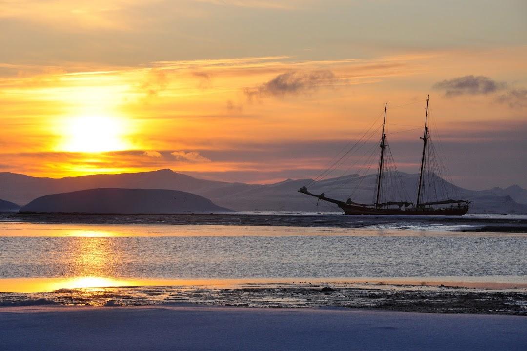 Plavba za svítání