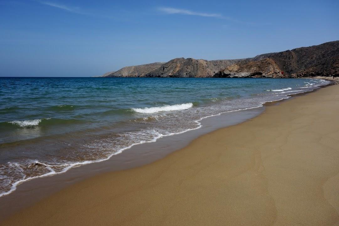 Pobřeží Omanského zálivu