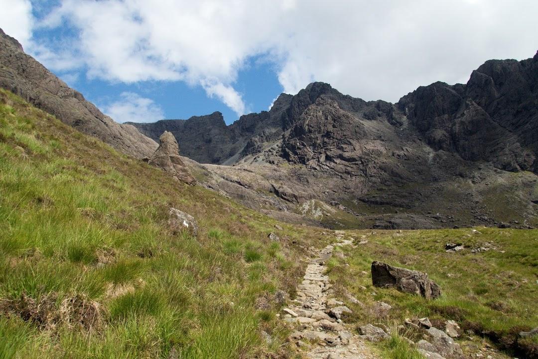 Pohoří Cuillins Hills