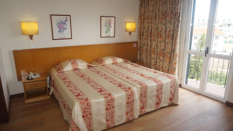 Pokoj v hotelu do Centro ve Funchalu