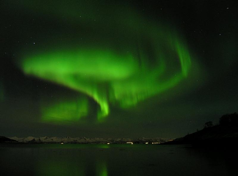 Polární záře, CK Periscope Skandinávie
