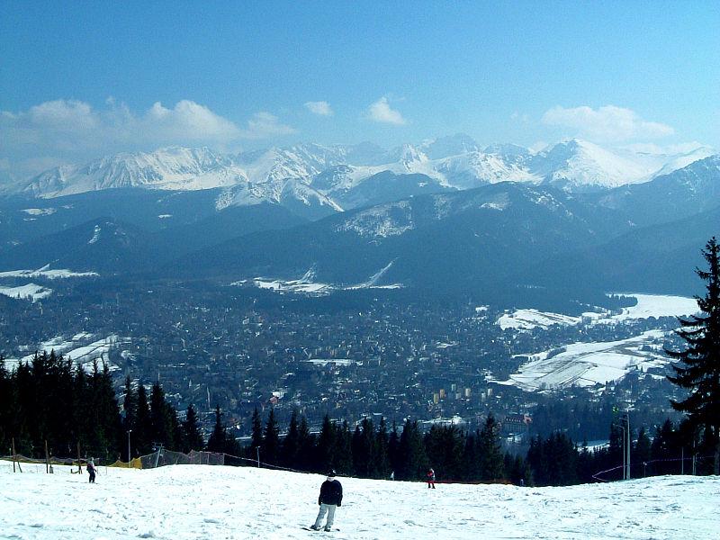 Polsko - Silvestr, Zakopane