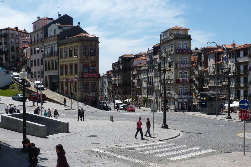Porto, blízko nádraží San Bento