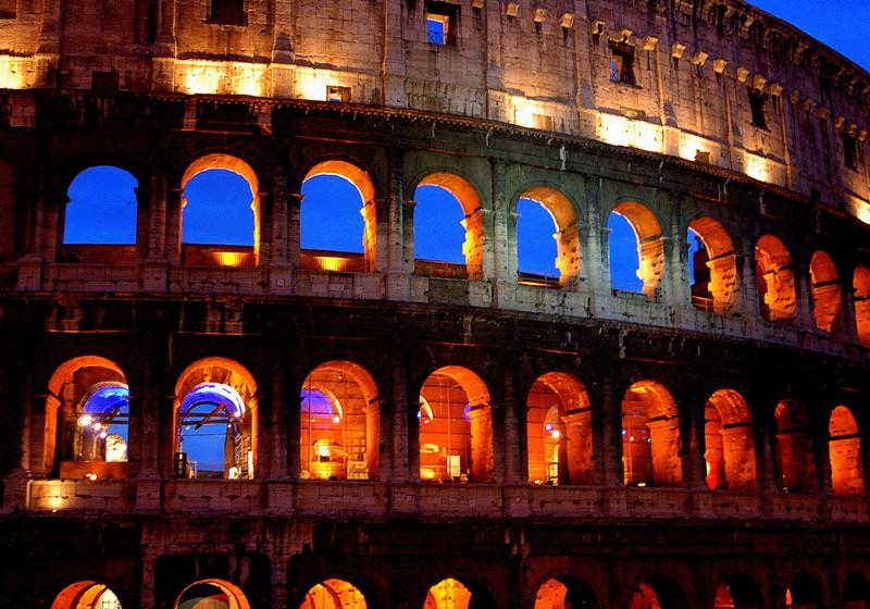Řím / Koloseum