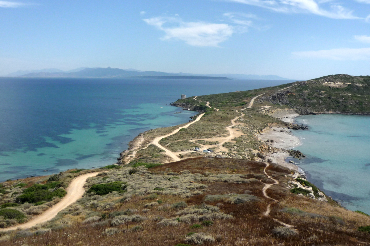 Poloostrov Sinis