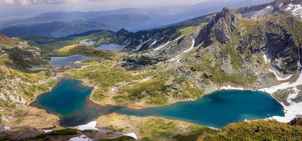 Bulharsko Rila