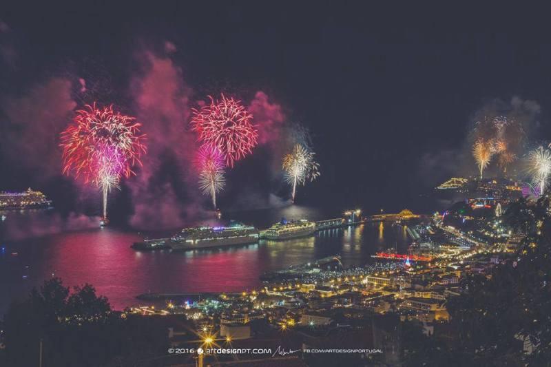 madeira-azory.cz / Silvestr na Madeiře