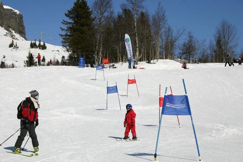 Dovolená s dětmi v okolí Skeikampen