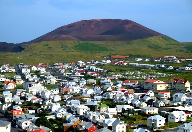 Island aformality