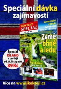 speciál Island  - Koktejl 24. 11. 2017, CK Periscope Skandinávie
