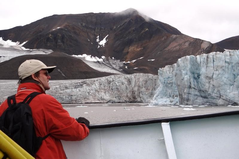 Špicberky- říše ledu