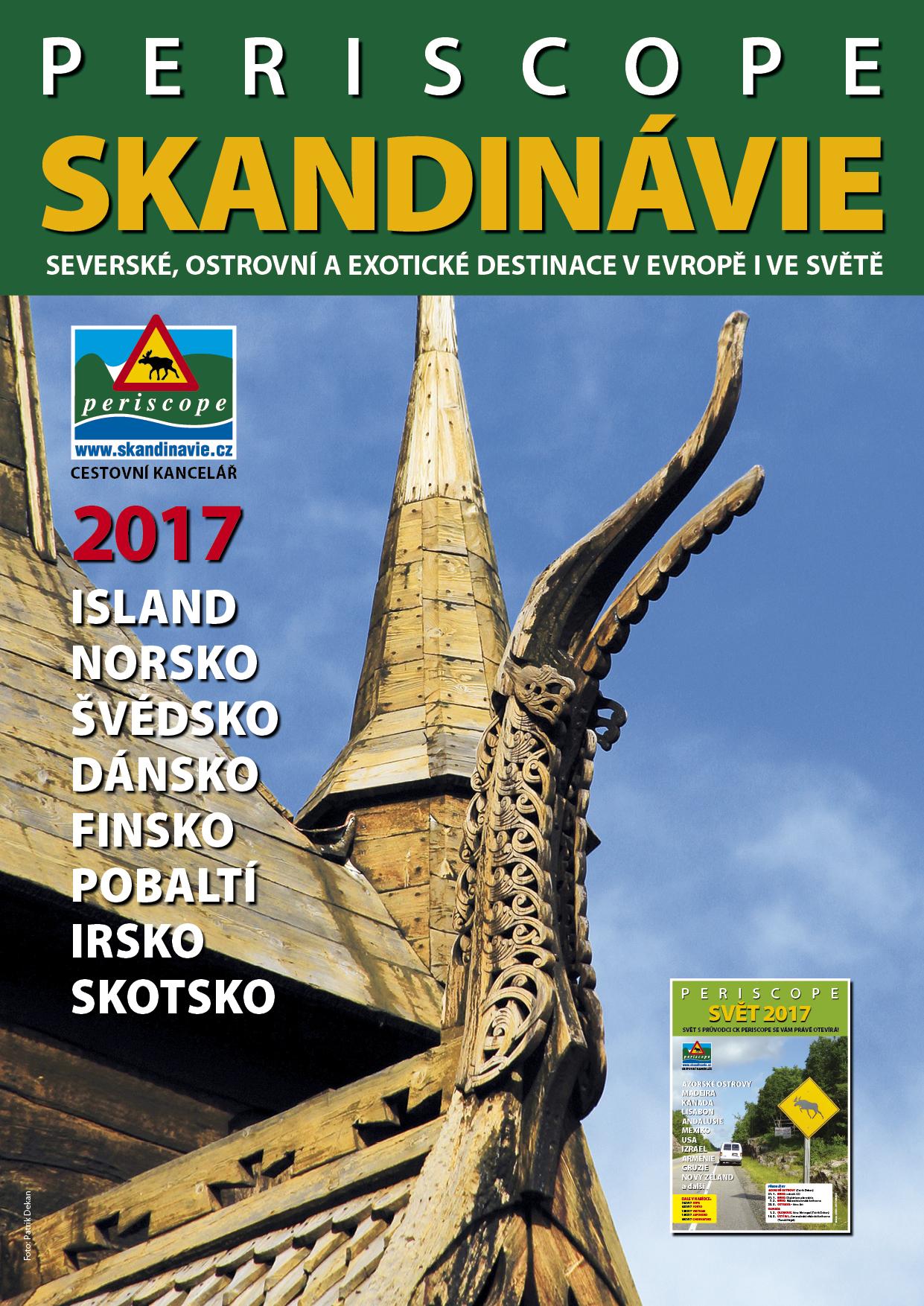 Redakce - Infoscope - zkatalogu / Titulka katalogu 2017