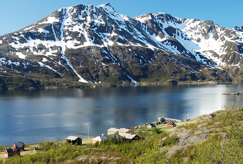 Turistika na severu Norska, NP Seiland