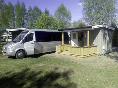 ubytování chaty Norsko