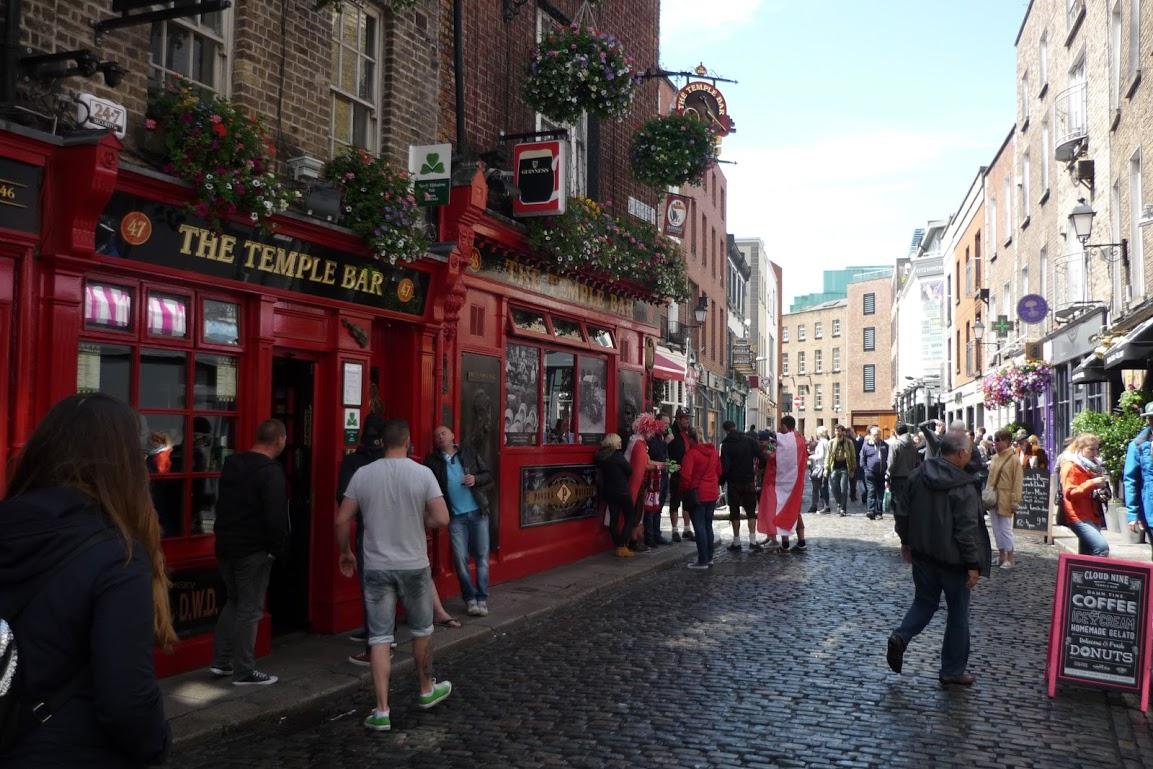 Ulice Dublinu