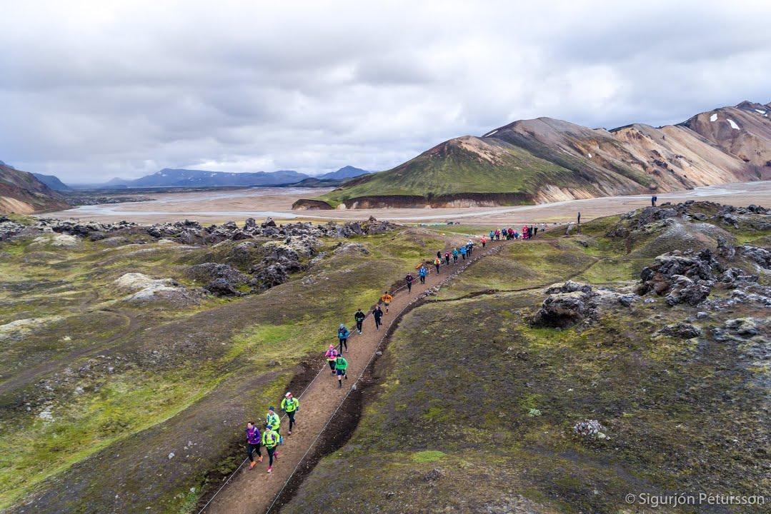 Ultramaraton Laugavegur