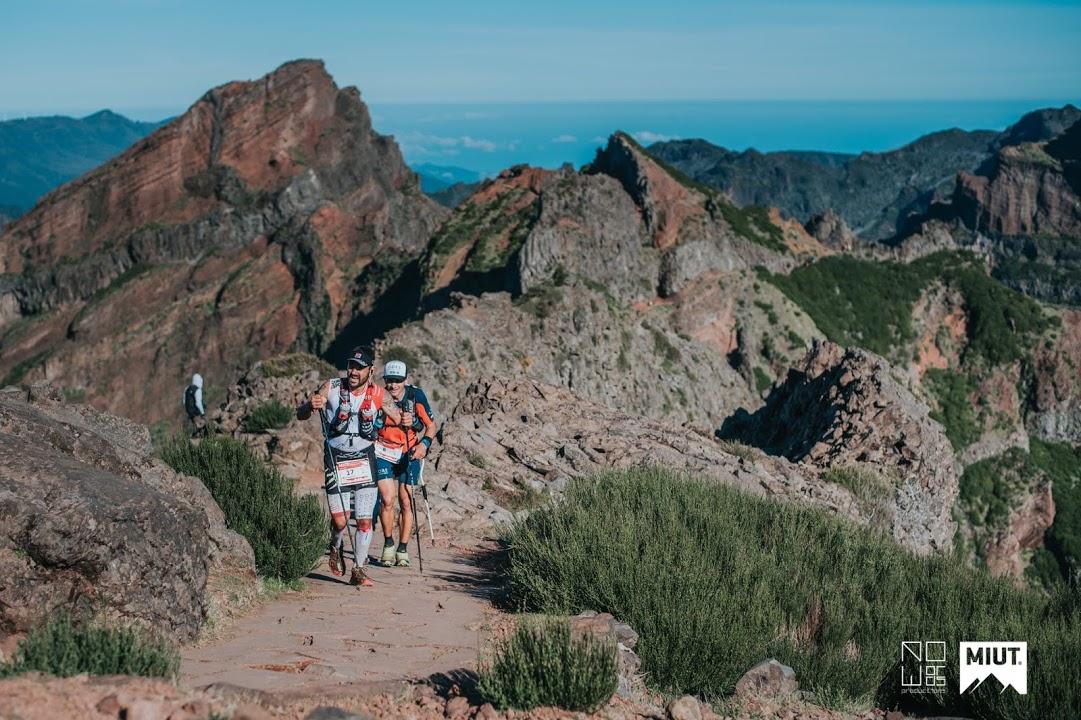 Ultramaraton na Madeiře