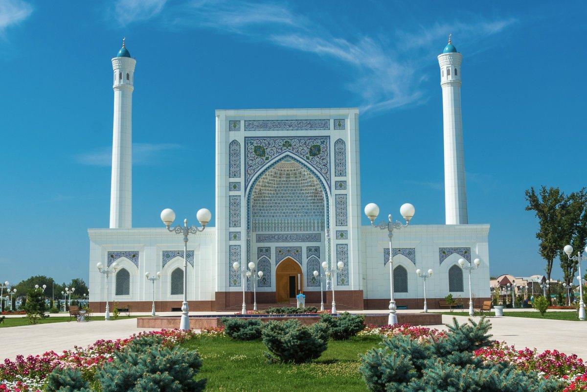 Uzbekistan Mešita New Minor