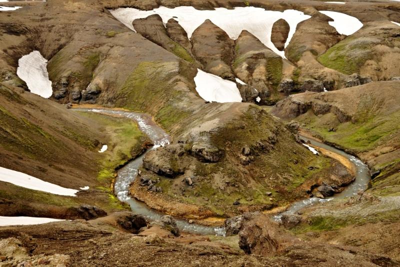 Čarodějné hory jsou kouzelnou krajinou
