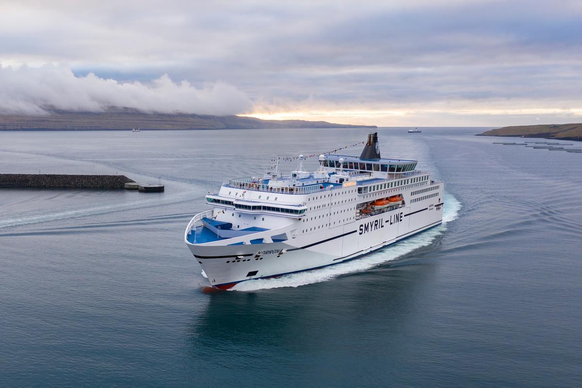 island.cz / Vroce 2021 zrenovovaný trajekt Norrona 2