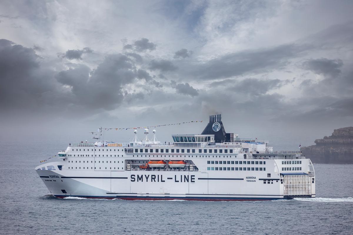 island.cz / Vroce 2021 zrenovovaný trajekt Norrona