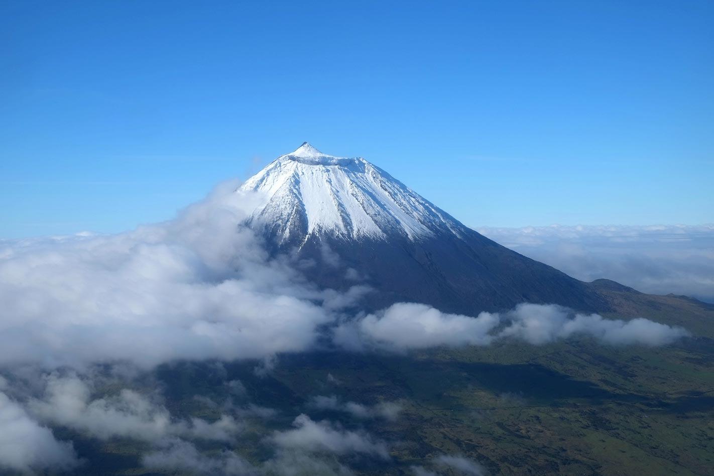Vulkán Pico